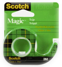 SCOTCH MAGIC DOKUMENTTEJP I HÅLLARE