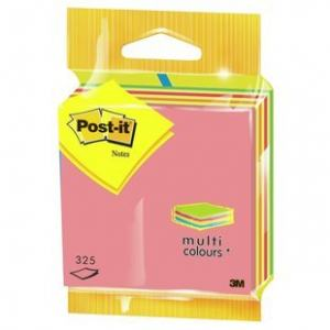 POST-IT 76X76M KUB MULTI COLOURS