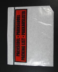 PACKSEDELSKUVERT C6 100-PACK