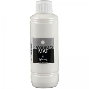 DECOUPAGE LIM LACK 250ML MATT