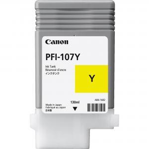 BLÄCKPATRON CANON IPF 680 YELLOW