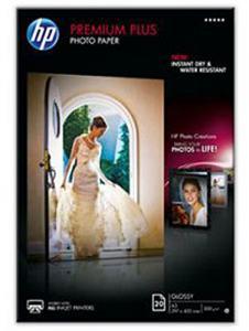 FOTOPAPPER HP PREMIUM+ GLOSSY 300G A3 20-PACK