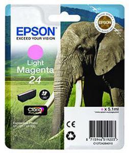 BLÄCKPATRON EPSON XP-750 LIGHT MAGENTA