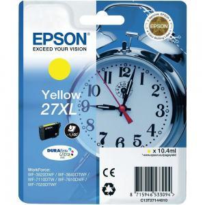 BLÄCKPATRON EPSON WF-3620 YELL. XL