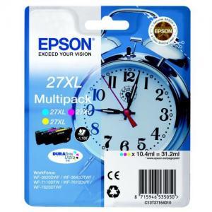 BLÄCKPATRON EPSON WF-3620 MULTIPACK C/M/Y XL