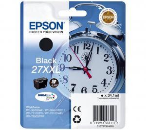 BLÄCKPATRON EPSON WF-3620 SVA XXL