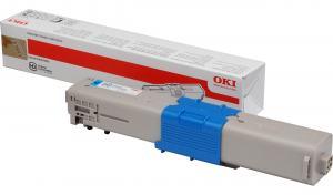 TONER OKI MC342 C301 C321 CYAN
