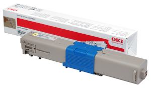 TONER OKI MC342 C301 C321 YELLOW