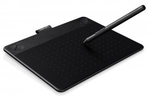 INTUOS ART PEN & TOUCH S SVART