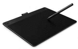 INTUOS ART PEN & TOUCH M SVART
