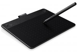 INTUOS PHOTO PEN & TOUCH S SVART