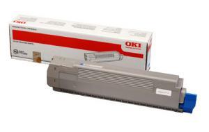 TONER OKI C801 C821 CYAN