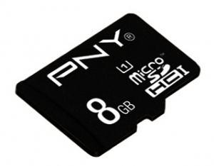 MINNE PNY MICRO SDHC 8GB CLASS10