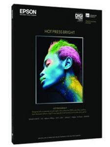 EPSON HOT PRESS BRIGHT A2 25 ARK