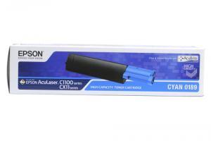 EPSON TONER ACUL C1100 CYAN HC