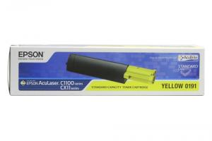EPSON TONER C1100 YELLOW