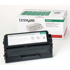 LEXMARK TONER E320 BLACK 6K