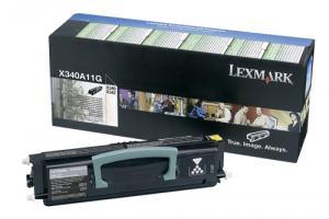 LEXMARK TONER X340 BLACK 2.5K
