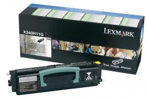 LEXMARK TONER X342N BLACK 6K