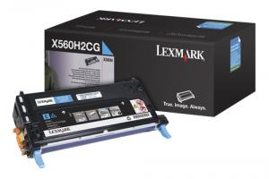 LEXMARK X560 CY HC PRINT CART