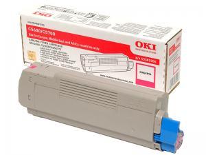 OKI TONER C5600/5700 MAGENTA 2K