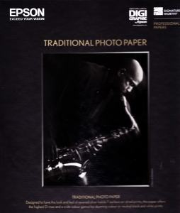 EPSON TRADITIONAL PHOTO A4 25-PACK