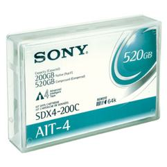 AIT-4 BAND 200/520GB SONY M. CHIP