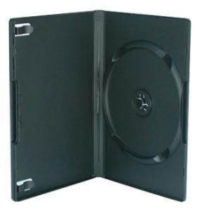 DVD BOX FÖR 1 SKIVA SVART