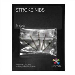 WACOM INTUOS4 STROKE PEN NIBS 5-PACK