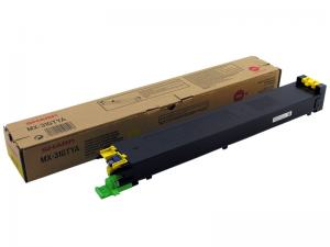SHARP MX 5001 YELLOW TONER