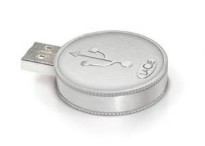 LACIE CURRENKEY USB MINNE 8GB