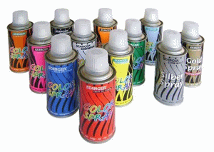 SPRAYFÄRG STANGER 150ML