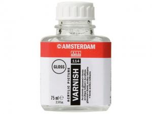 AMSTERDAM ACRYLIC VANISH GLOSS 114 75ML