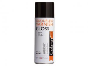 COBRA VARNISH GLOSS 400ML