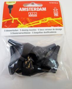 AMSTERDAM DOSERINGSPIP 5-PACK