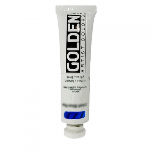 GOLDEN HEAVY BODY AKRYLFÄRG 59ML ZINC WHITE 1415