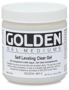 GOLDEN SELF LEVELING CLEAR GEL 237ML