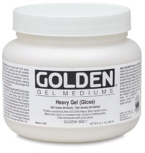 GOLDEN HEAVY GEL MATTE 237ML
