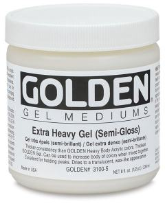 GOLDEN EXTRA HEAVY GEL MATTE 237ML