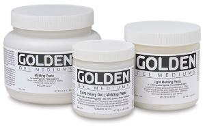 GOLDEN COARSE PUMICE GEL 237ML
