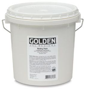 GOLDEN MOLDING PASTE 237ML
