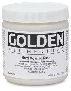 GOLDEN HARD MOLDING PASTE 237ML