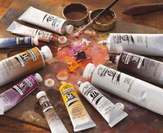 WINSOR & NEWTON WINTON OLJEFÄRG 200ML BURNT UMBER