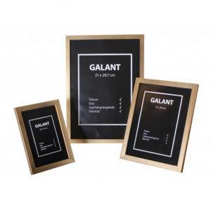 RAM GALANT GULD 18X18 CM