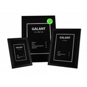 RAM GALANT SVART 12X12 CM