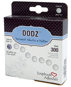 DOTS MEDIUM 8MM DIAM. 300-PACK