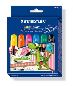 STAEDTLER NORIS CLUB SKRUVKRITOR 6-SET