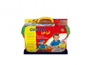 GIOTTO BEBE SUPERCOLOR BOX