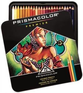 PRISMACOLOR SOFT CORE 72-SET