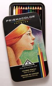 PRISMACOLOR SOFT CORE 12-SET